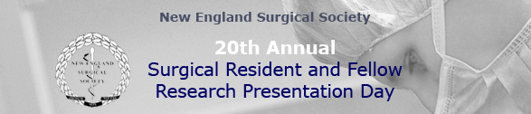 NESS 20th Annual Resident & Fellow Research Presentation Day