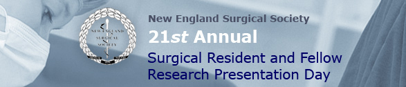 21st Annual Surgical Resident and Fellow Research Presentation Day Program