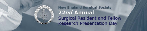 22nd Annual Resident and Fellow Research Day
