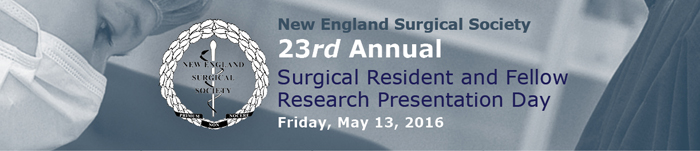 23rd Annual Surgical Resident and Fellow Research Presentation Day Program