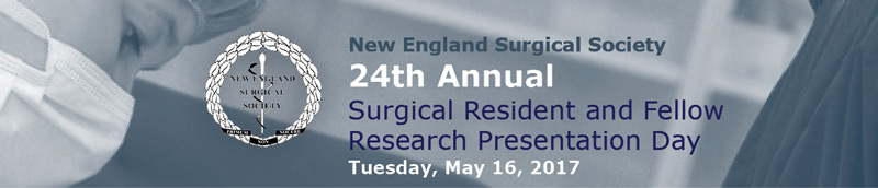 24th Annual Surgical Resident and Fellow Research Presentation Day Program