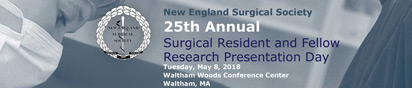 25th Annual Surgical Resident and Fellow Research Presentation Day Program