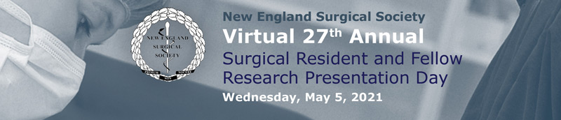 Virtual 27th Annual Surgical Resident and Fellow Research Presentation Day